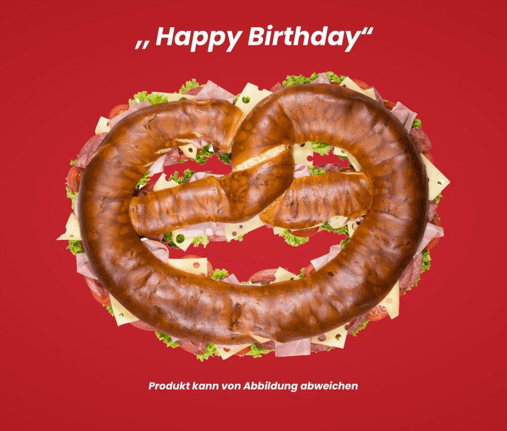 Nicht für Geburtstage, sondern für jede Party der Hit.