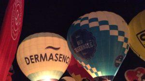 Event Brezenglück Heißluftballon