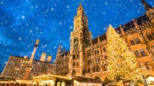 Event Brezenglück Weihnachtsmarkt München